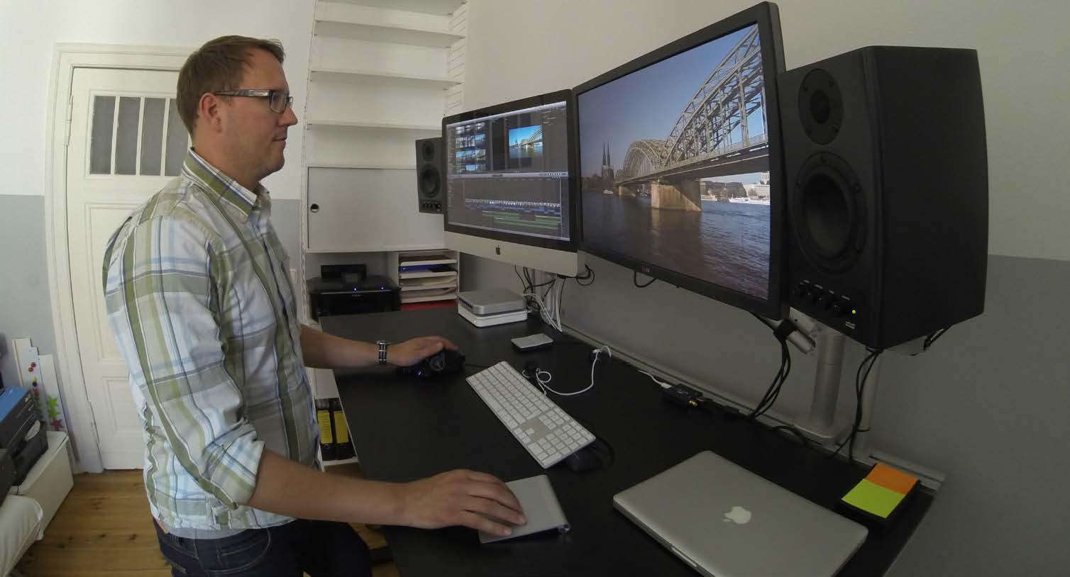 PROMISE Technology Storage Solutions for IT Cloud Surveillance – Video Editor Job Description